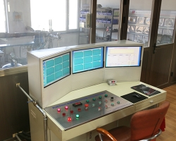 complete turbocharger testing machine
