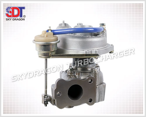 ST-K103 K03-2 Citroen Peugeot K03 Turbo 53039880050 WITH DW10ATED4 FAP