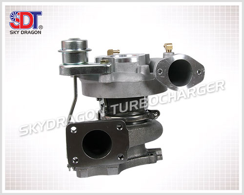 ST-I298 CT15B Replacement turbo S300 17201-46040 turbocharger for RE505257