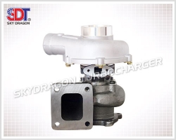 ST-G004 EX200-2 TURBOCHARGER FOR 6BD1T ENGINE FOR HITACHI EXCAVATOR WITH PN 114400-2720