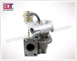 ST-G007 GT25 TURBOCHARGER FOR XI CHAI FOR 4DF2 ENGINE WITH P/N 728918-5002