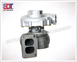 ST-G010 GT42 TURBO TURBOCHARGER FOR DAF TRUCK WITH XE930CO ENGINE WITH P/N 723117-5001