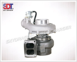 ST-G011 GT45 TURBOCHARGER , GT4294S TURBOCHARGER FOR DAF TRUCK WITH XF280M ENGIE WITH P/N 452235-0002