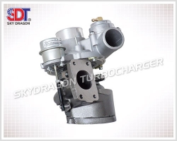 ST-G015 GT2052LS TURBOCHARGER FOR LAND ROVER Land Rover Various Rover, 750, 75, MG ZT, MG R75, MG R75 1.8T WITH P/N 765472-5002S