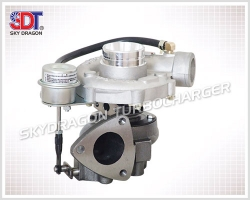 ST-G019 GT22 TURBO TURBOCHARGER FOR JMC ISUZU TRUCK WITH JX493ZQ ENGINE WITH P/N 736210-5001