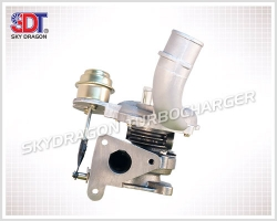 ST-G023 GT1549 1999-05 Renault K03 Turbo 53039880048 WITH F9Q-732/733/740/751 ENGINE