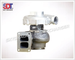 ST-G035  PD6 TURBO FOR Nissan Construction TE0644 Turbo 406130-0007 Nissan PD6T Engine