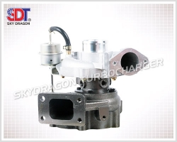 ST-G040 GT22S SK250-8 2006- Hino Earth Moving GT2259LS Turbo 761916-0010