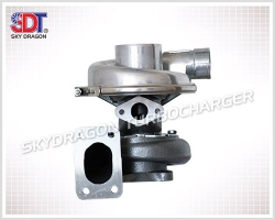 ST-I133 114400-1070 turbo charger RHB7 1144001070 earth moving turbocharger