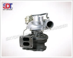 ST-I137 Turbo Charger internal wastegate V-Band oulet  VD36 RHC62E 24100-5613 for tractor spare parts
