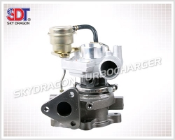ST-M153 OIL COOL HIgh Quality Turbocharger For Mitsubishi Fuso Turbo TF035 49135-03310