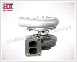 ST-M162 TD08 China Supplier machinery equipment turbo kit toyota starlet and turbocharger 49134-00130 for Engine 6D22T