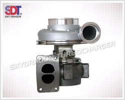 ST-S183 S410 Turbocharger for Mercedes Benz Truck Axor with OM457 AXOR Diesel Engine 0090966599 318960