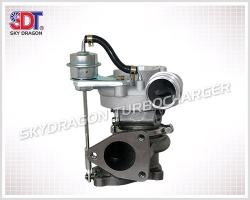 ST-T189 Best quality turbocharger CT12B hot sale turbo 17201-67010 from factory of fengcheng