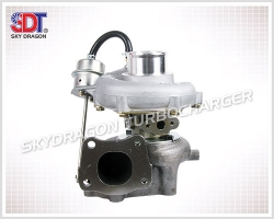 ST-T191 CT16 Turbocharger 17201-OL030 Vehicle Manufacturer of Accessories for Toyota  CT16 17201OL030 Turbo charge