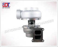 ST-W196 D355 Jiamparts Hot High-quality Low-cost Tractor 6502-13-9004 Turbocharger For S6D1355