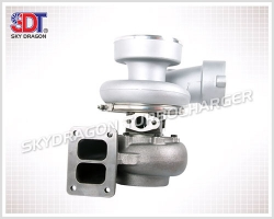 ST-W209 Turbocharger 465032-0001 6N7203 for Earth Moving D8K 583K with D342 Engine turbo auto parts