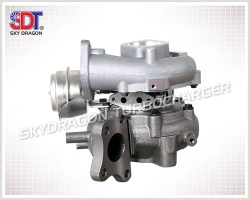 ST-G231 Complete turbo charger  gt2056v 767720-5005s for NISSAN 2.5L 168HP YD25