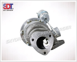 ST-G242 GT20 Refine And Peaceful for HYUNDAI HFC4A3-1B  755013-5005 Turbocharger