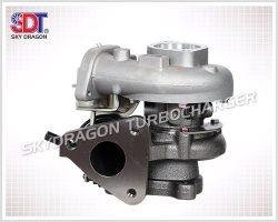 ST-G249 GT17 China Supplier machinery equipment turbo charger for toyota 2e and turbocharger V4411-VB300 for Engine AD28