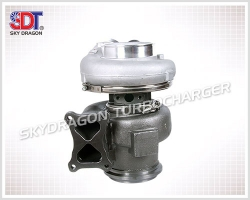 ST-G285 Excavator CAT345 water-cooling turbo GT4594BL 712402-0070 turbocharger
