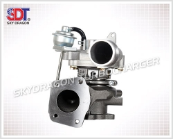 ST-K336 K0422-582 Hot parts K0422-582 turbocharger CX-7 2.3L turbo L3Y311370ZC