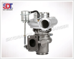 ST-H355 HY35W diesel engine part turbocharger 2836707 for MARINE